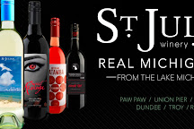 St. Julian Winery & Distillery, Union Pier, United States