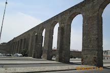 Aqueduto da Agua de Prata, Evora, Portugal