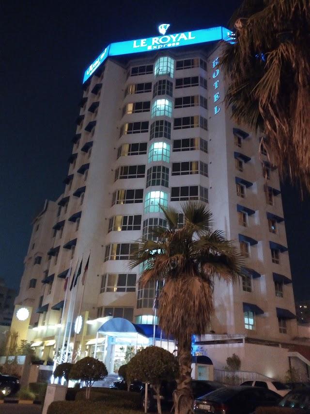 LE ROYAL HOTEL EXPRESS SALMIYA KUWAIT KWT