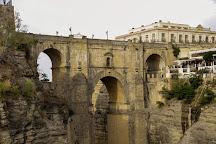 Mirador puente nuevo de Ronda, Ronda, Spain