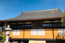 Kotoku-ji Temple, Nagiso-machi, Japan