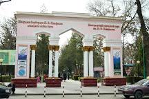 Panfilov Park, Bishkek, Kyrgyzstan