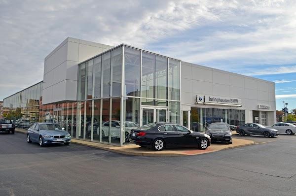 Isringhausen BMW car dealer in Springfield, IL