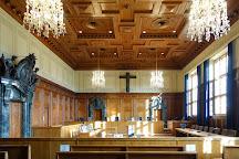 Nuremburg Trial Courthouse, Nuremberg, Germany