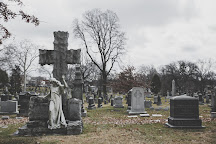 Green-Wood cemetery, Brooklyn, United States
