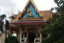 Wat Luang Phrommawat, Phanat Nikhom, Thailand