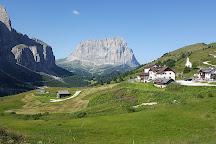 Gardena Pass, Selva di Val Gardena, Italy
