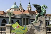Sightrunning Ljubljana, Ljubljana, Slovenia