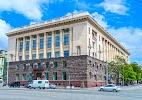 Российская Таможенная Академия, улица Серафимовича на фото Ростова-на-Дону