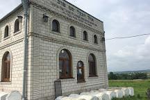Tomb of the Baal Shem Tov, Medzhybizh, Ukraine