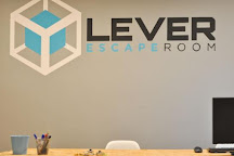 Lever Escape Room, Madrid, Spain
