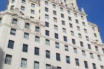 Edificio Telefonica, Madrid, Spain