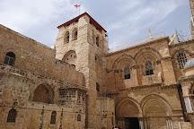 Eglise du Saint-Sepulcre, Jerusalem, Israel