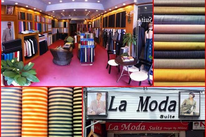 La Moda suits, Bophut, Thailand