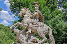 Statue of John III Sobieski, Warsaw, Poland