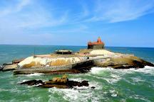 Kanyakumari Beach, Kanyakumari, India