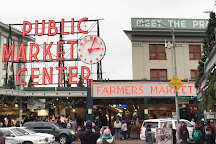Pike Place Market, Seattle, United States