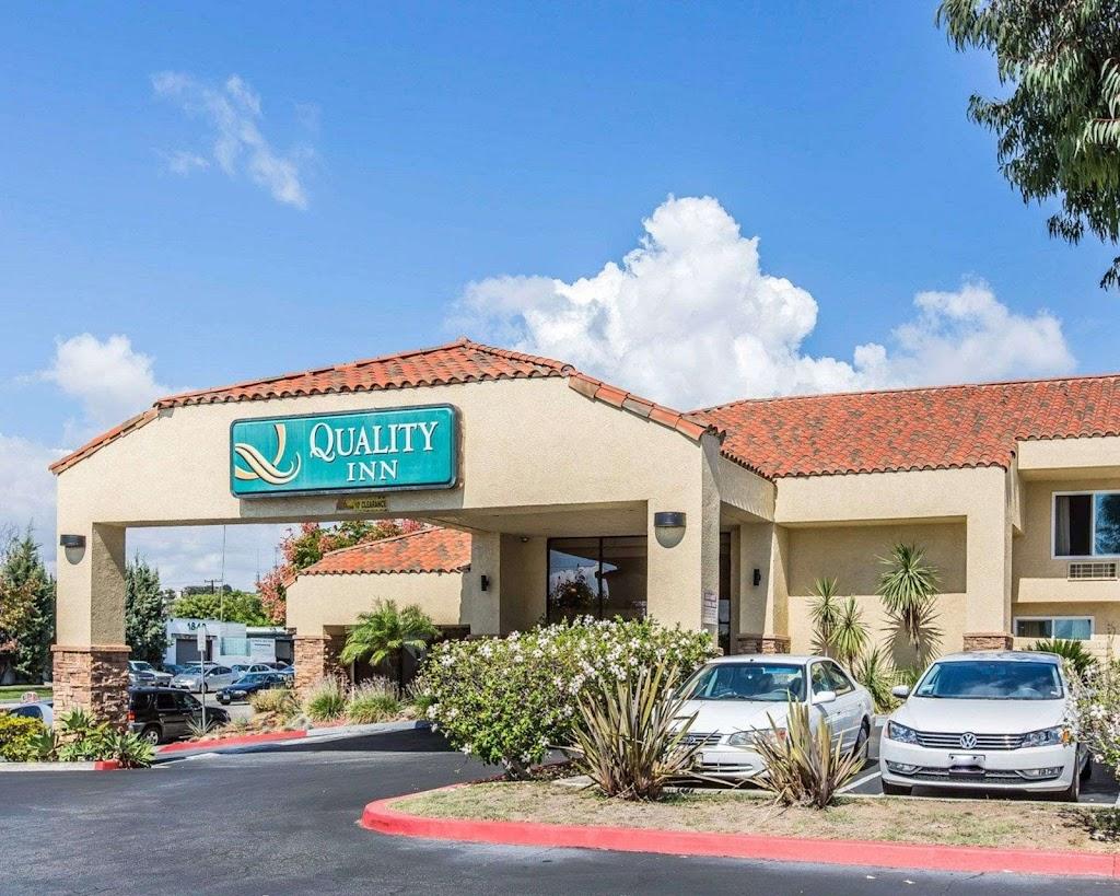 Quality Inn Long Beach Airport
