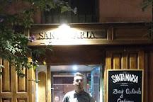Santamaria La Cocteleria de al lado, Madrid, Spain