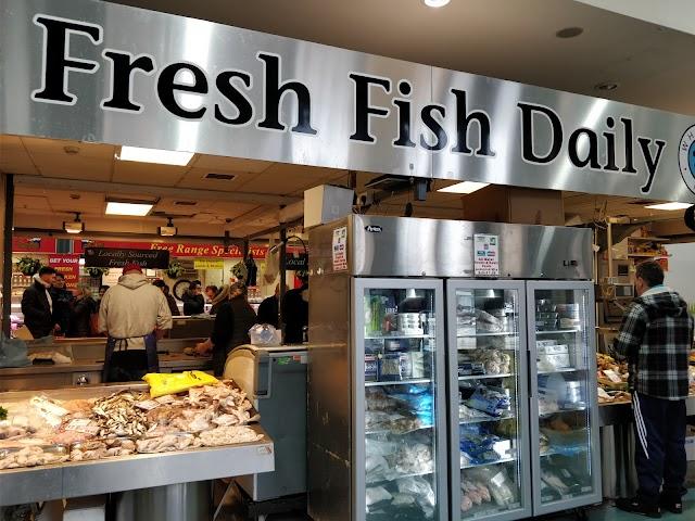 Arndale Fresh Fish Market