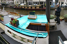 Houseboat Museum, Amsterdam, The Netherlands