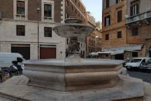 Fontana di Piazza Nicosia, Rome, Italy