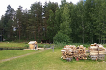 Lusto - The Finnish Forest Museum, Punkaharju, Finland