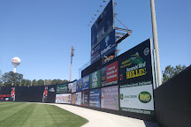 Five County Stadium, Zebulon, United States