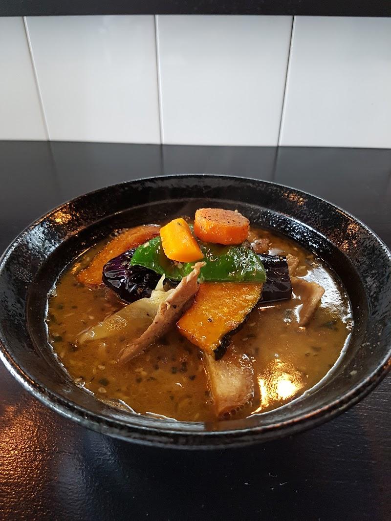 金山 スープ カレー