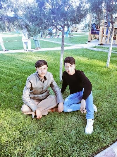پارک شهرداری میمنه