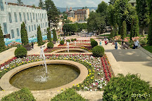 Cascade Stairs, Kislovodsk, Russia