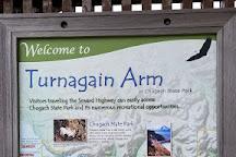 Turnagain Arm, Girdwood, United States
