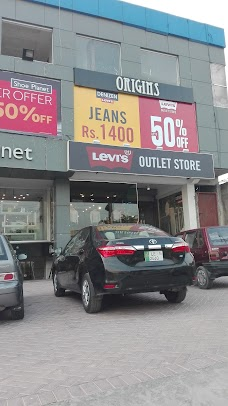 Levi's Outlet Store PWD