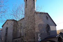 Parroquia de Santa Maria del Taulat, Barcelona, Spain