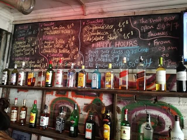 The Draft Bar Cambodia