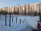 Спортплощадка, улица Победы на фото Белгорода