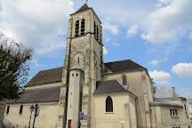 Eglise Saint Pierre Saint Paul, Ivry-sur-Seine, France