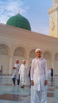 Syed Hassan Rizvi lahore