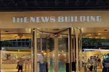Daily News Building, New York City, United States