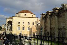 Tzisdarakis Mosque (o Moschea della Fontana di sotto), Athens, Greece