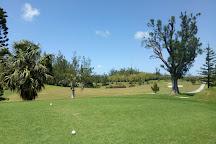 Ocean View Golf Course, Devonshire Parish, Bermuda