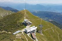Cable Car - Monte Lema, Miglieglia, Switzerland