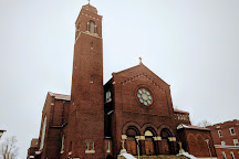 Basilica and National Shrine of Our Lady of Consolation, Carey, United States