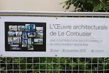 le Corbusier - Maison la Roche, Paris, France