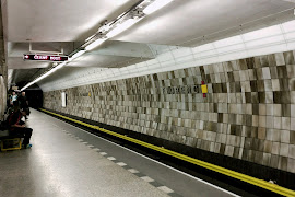 Станция метро   Zličín Metro B