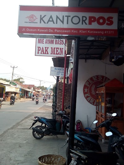 Kantor Pos Kawali Kpc Belendung Kabupaten Karawang West Java