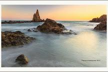 Arrecife de Las Sirenas, Almeria, Spain