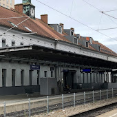 Train Station  Krems Bahnhof