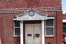 Mayberry Replica Courthouse, Mount Airy, United States