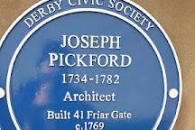Pickford's House, Derby, United Kingdom